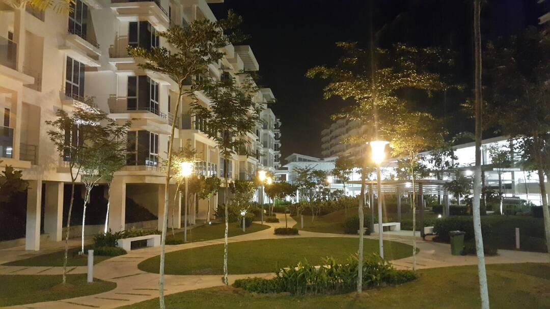 Apartment Putra 1 Bandar Seri Putra Bangi For Rent