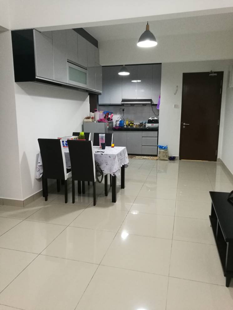 Apartment Putra 1 Bandar Seri Putra Bangi For Rent