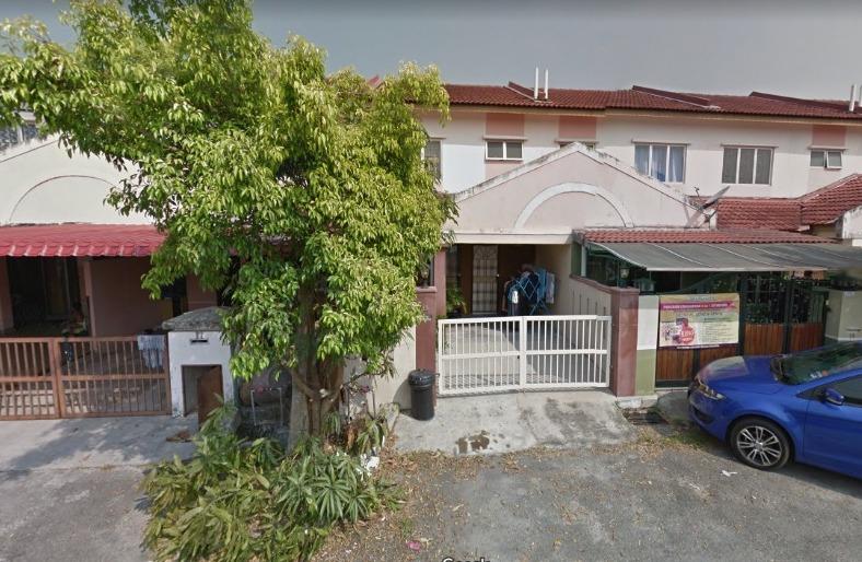 Rumah Teres 2 Tingkat Taman Tasik Biru, Rawang