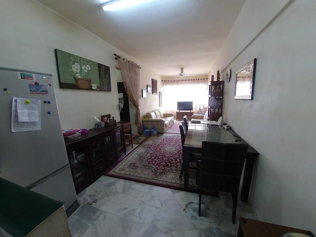 Apartment Vista Seri Putra Low Rise Bandar Seri Putra Bangi