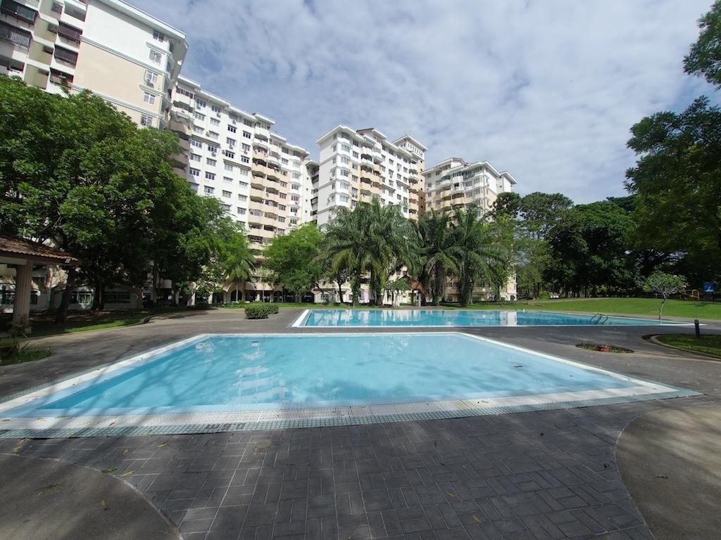 Apartment Vista Seri Putra (Low Rise), Bandar Seri Putra, Bangi