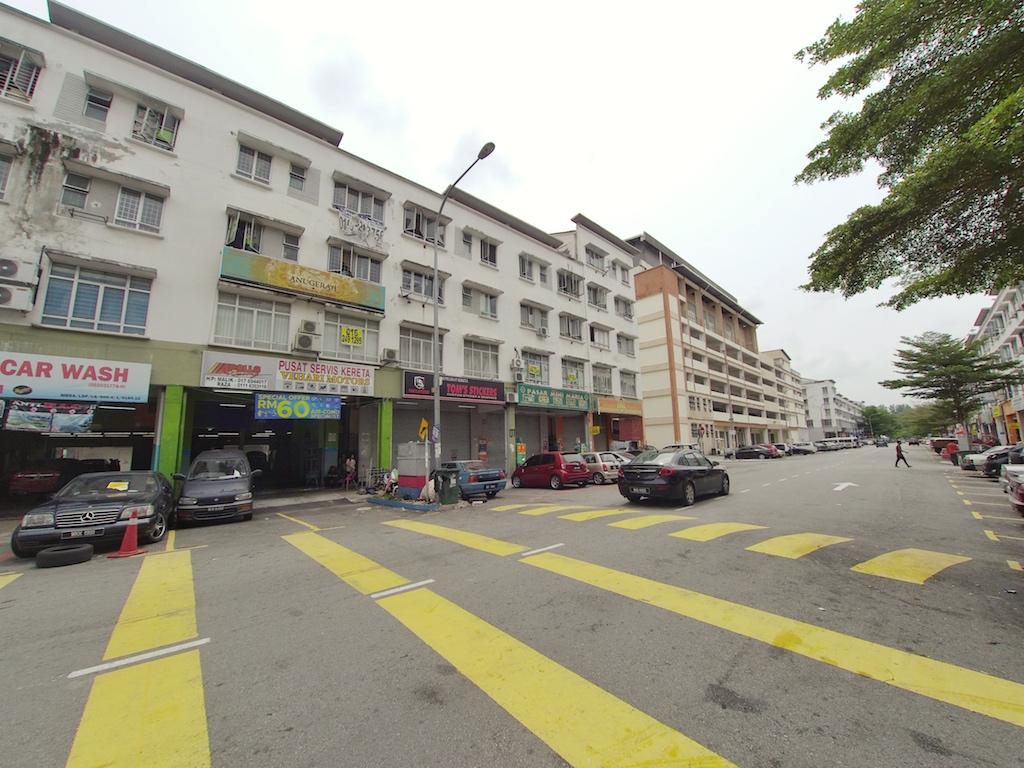 Apartment Dataran Otomobil, Seksyen 15 Shah Alam