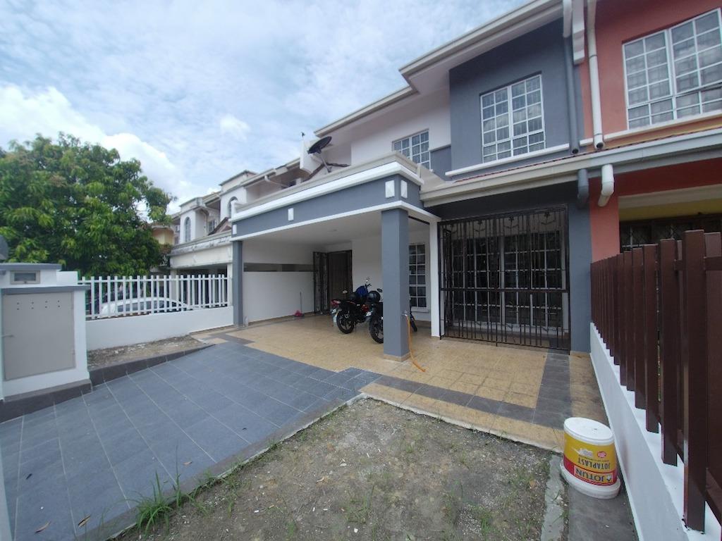 Teres 2 Tingkat, D'Sentral Bandar Seri Putra, Bangi