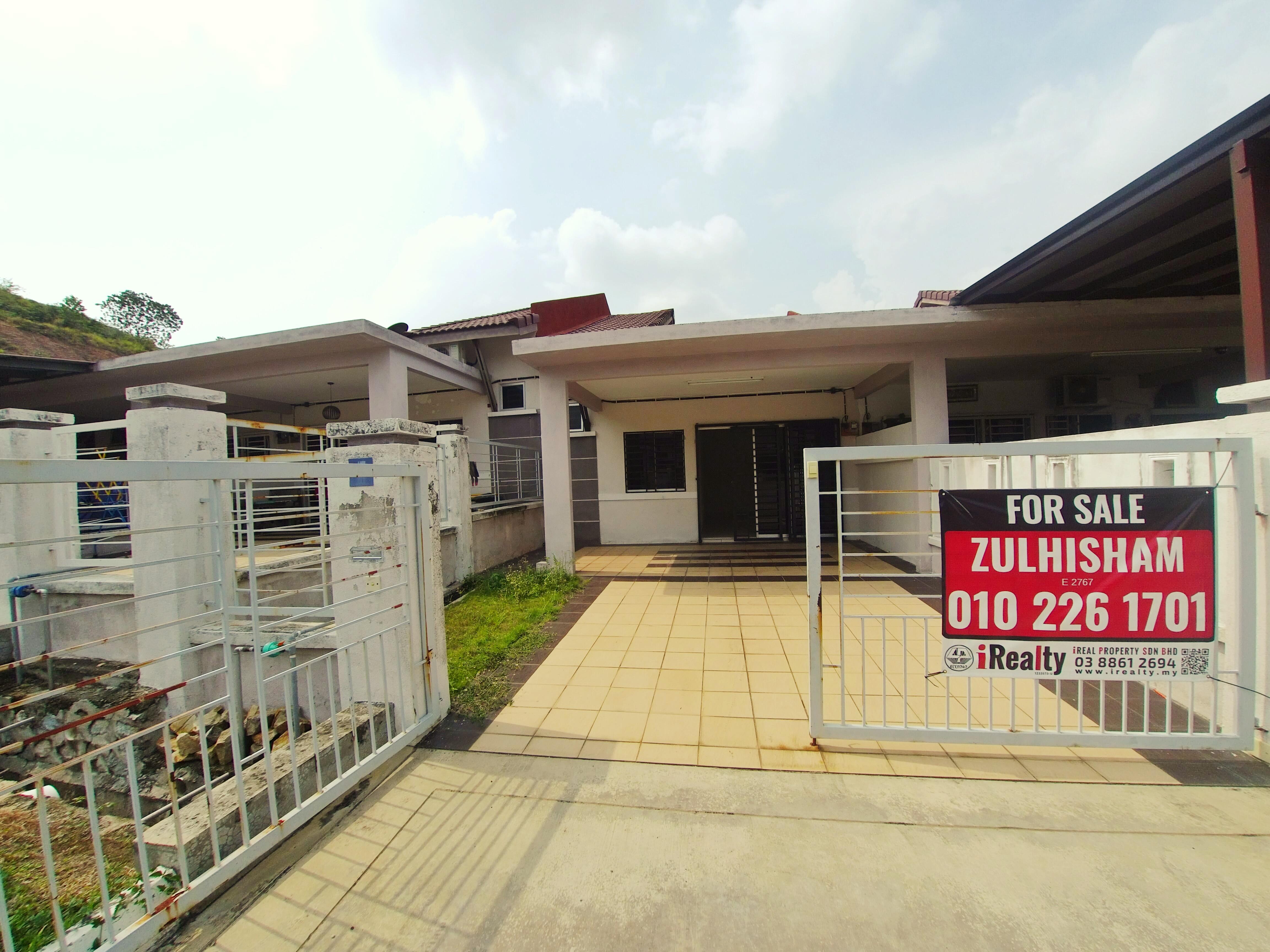 Rumah Teres 1 Tingkat Taman Nusari Aman 1, Bandar Sri Sendayan