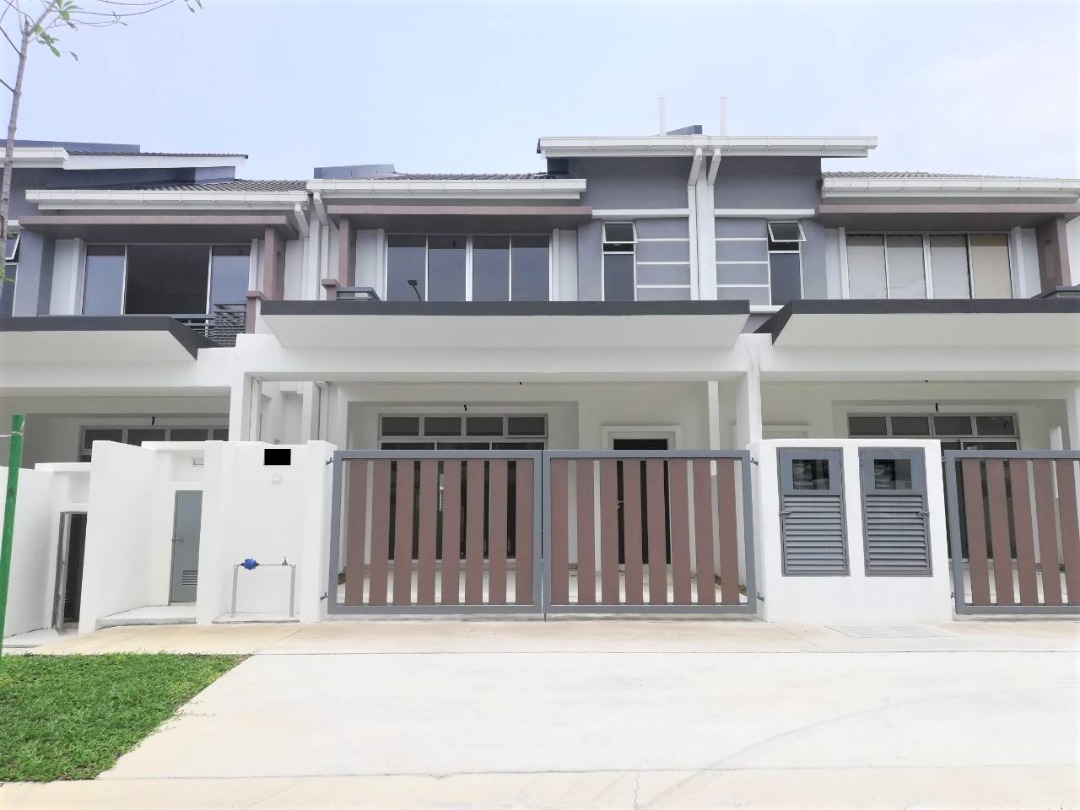 Double Storey Terrace Serene Height Bangi