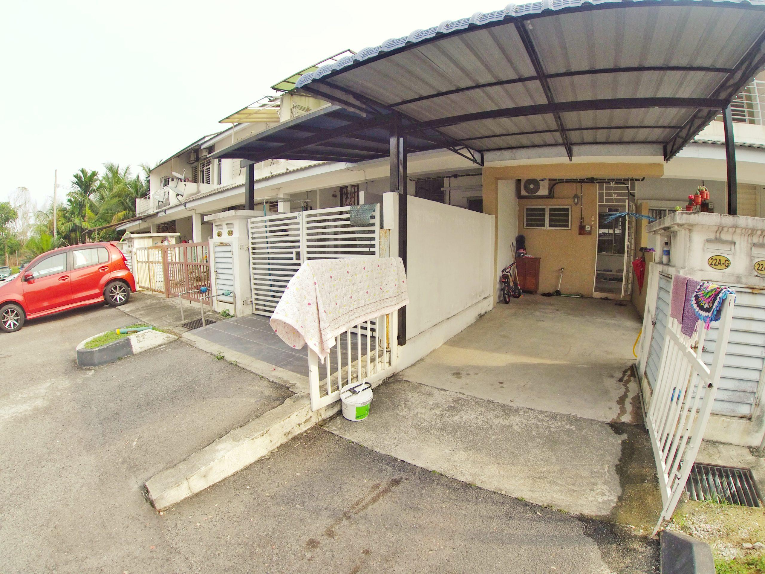 Townhouse Ground Floor Taman Tasik Puchong