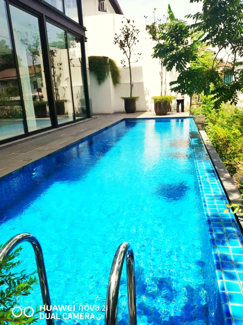 Boutique Bungalow With Private Swimming Pool Damansara Heights