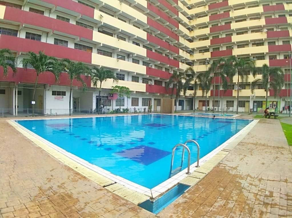 [CURRENTLY TENANTED] MENTARI COURT APARTMENT (BLOCK D,L10) BANDAR SUNWAY