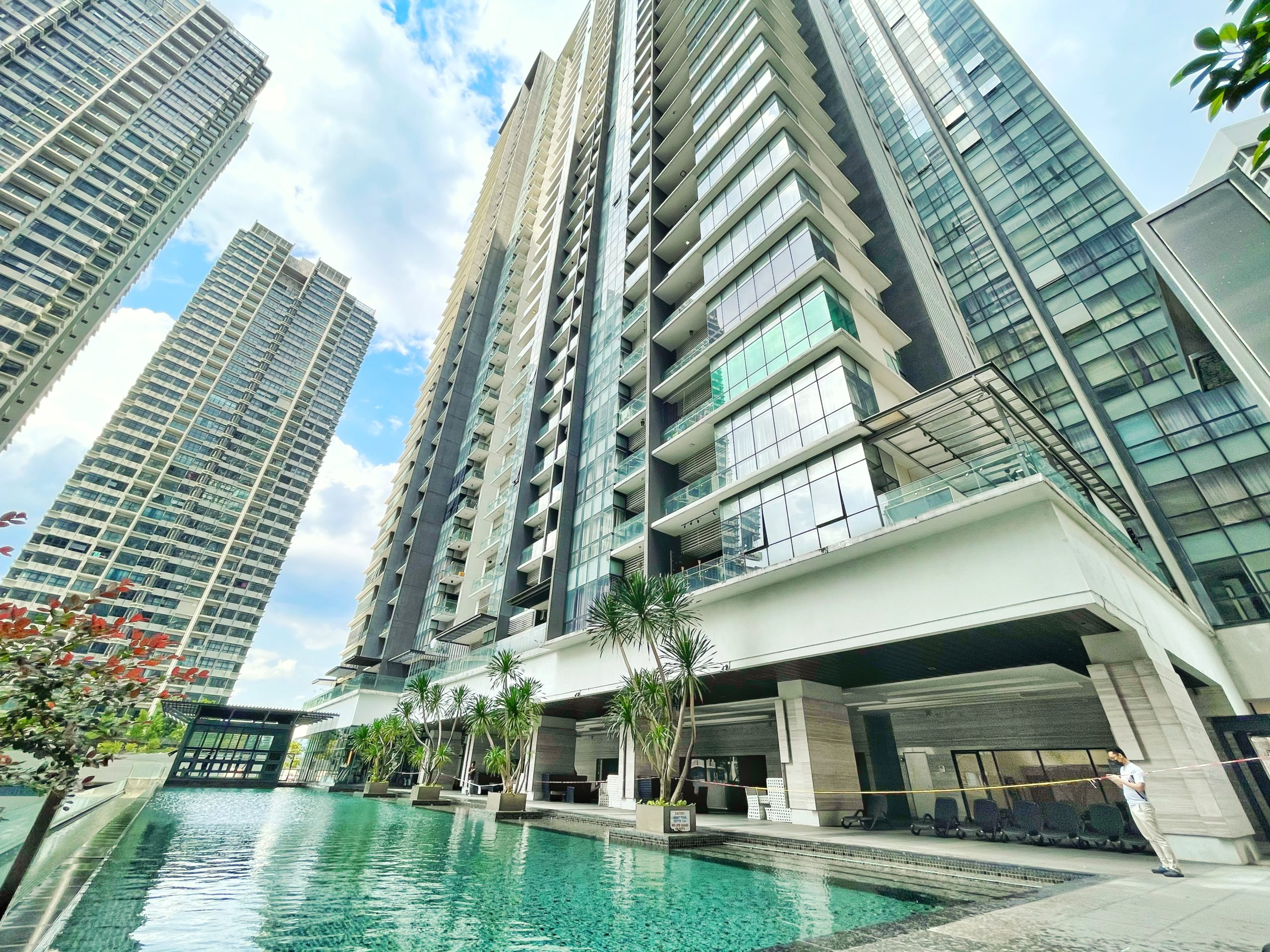 [FULLY FURNISHED] THE ELEMENTS SERVICE RESIDENCE JALAN AMPANG K.LUMPUR